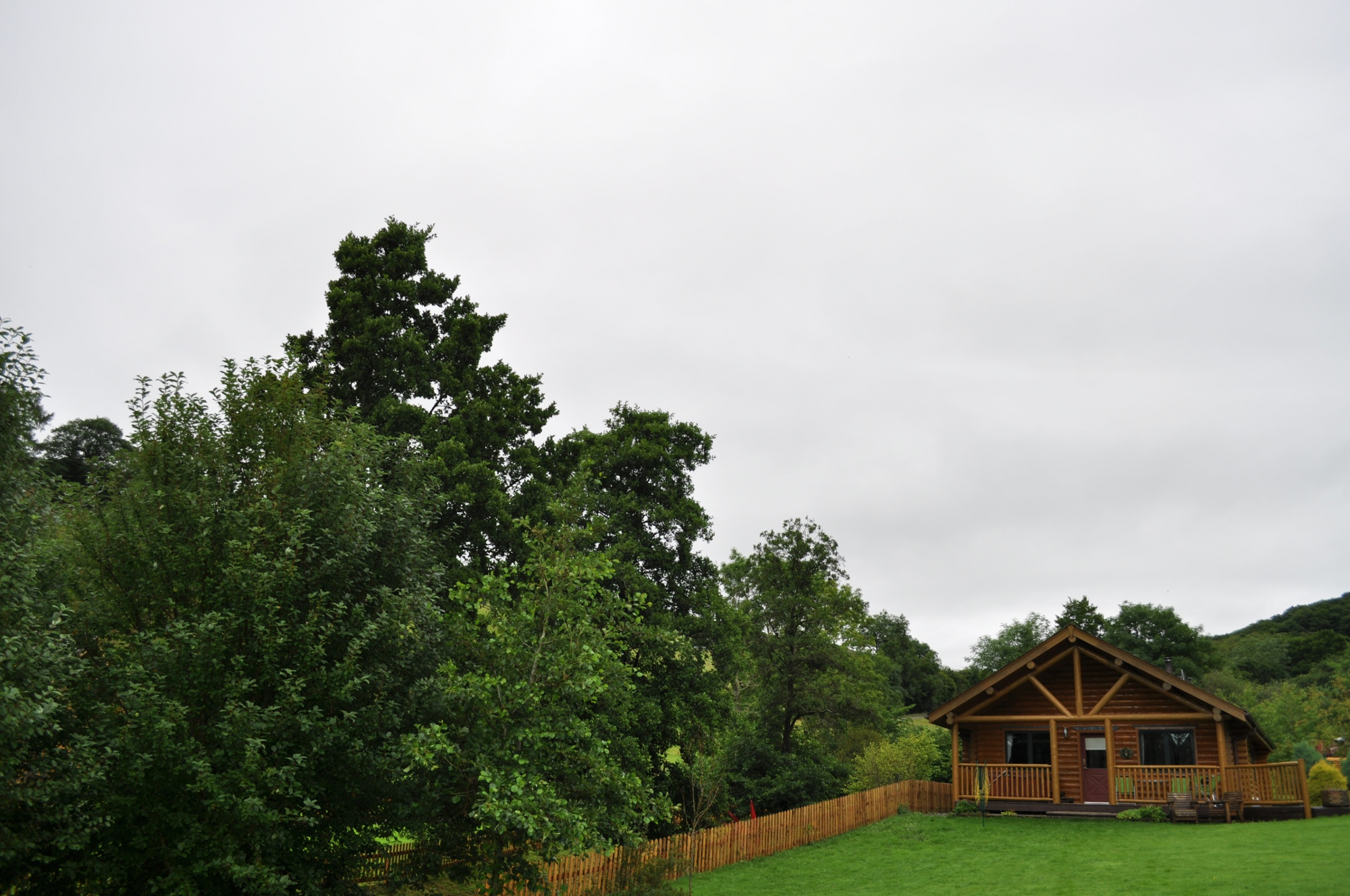 Blackhall Lodges in Shropshire