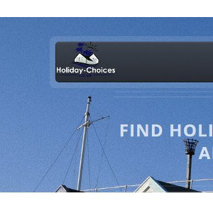 Holiday Choices - now responsive and mobile friendly