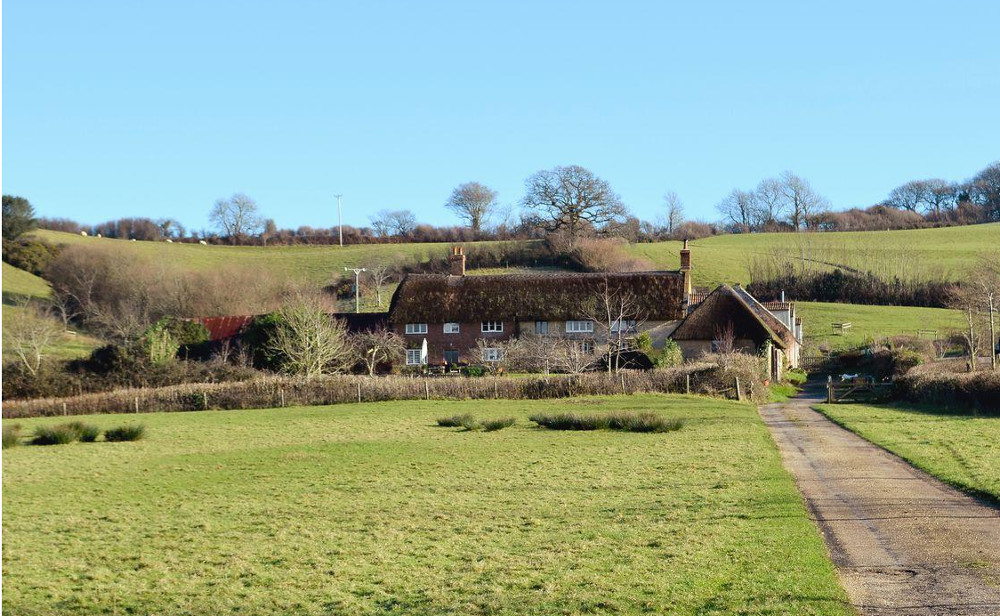 North End Farm House near Bridport in Dorset