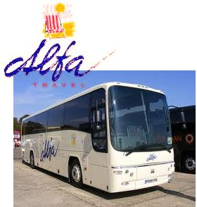 Alfa Travel Coach Holidays