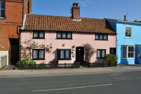 Ann Page Cottage Aldeburgh