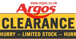 Clearance deals at argos.co.uk catalogue