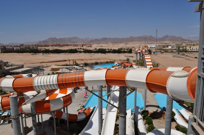 Coral Sea Water World in Sharm el Sheikh
