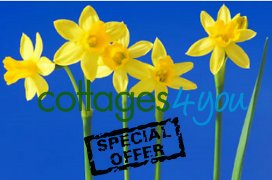 Special offers from cottages.com