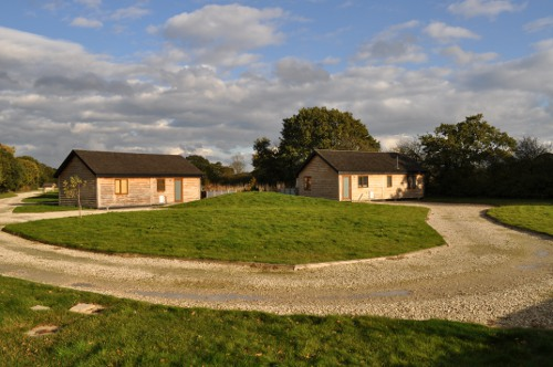 Oakwood Lodges near Selby in Yorkshire