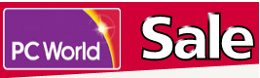 Get the latest sale bargains from pcworld.co.uk