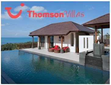 Thomson Holidays villas